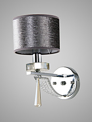 maishang® appliques en cristal, moderne / contemporaine métal e12 / e14