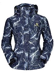 De suretex vrouwen fashional&waterdichte thermische ski-jack