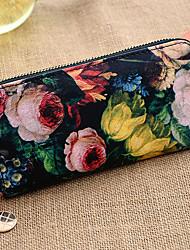 Feizi mode toevallige schilderij portemonnee