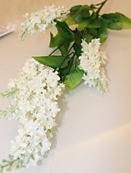 Silk / Plastic Hyacinth Artificial Flowers