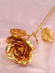 Unisex Gold Jewelry Set