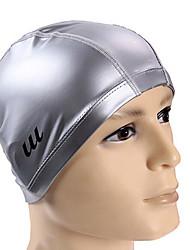 youyou unisex hoge kwaliteit pu waterdichte anti-slip bescherming van het haar gehoorbescherming wearable badmuts