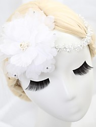 Women's/Flower Girl's Crystal/Alloy/Cubic Zirconia Headpiece - Wedding/Special Occasion Headbands/Flowers/Wreaths