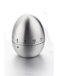 "Egg type Timer Stainless steel 2.36""*2.36""*2.95"""