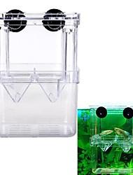 suspen múltiples - caja de aislamiento peces funcional bebé tanque doble