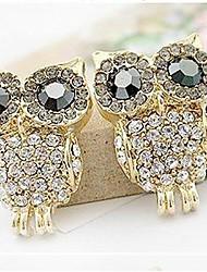 Ohrring Ohrstecker Schmuck 2 Stück Gold Damen Silber