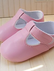 Girls' Shoes Round Toe First Walkers Flat Heel Flats with Hook & Loop Shoes More Colors available