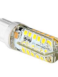 3W G9 LED Mais-Birnen T 48 SMD 2835 250 lm Warmes Weiß / Kühles Weiß AC 220-240 V 5 Stück
