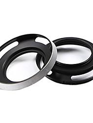 dengpin 40.5mm metalen schroef-in zonnekap voor sony a5100 A6000 A5000 nex-5RL nex-5 tl nex-3NL nex-6 e16-50mm lens