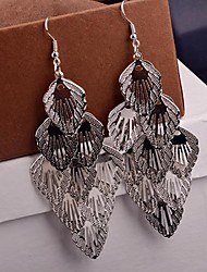 Drop Earrings - aus Legierung - für Damen