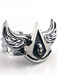 Video Game Killer  Wings Alloy Cosplay Ring
