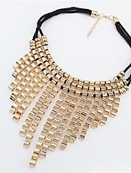 Masoo Women's Fashion Tassel Necklace