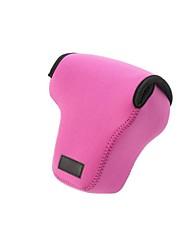neoprene dengpin® maleável caso protetor bolsa saco para Olympus OM-d OMD e-m1 em1 (12-40 lente) EM5 (12-50)