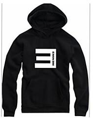 sweethearts cip hommes et les femmes à capuchon outfit qui ppper vêtement sans doublure vêtement polaire polaire rockhip e-hop Eminem