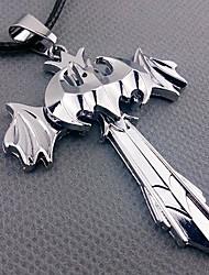 alas batman cruzan el collar cosplay aleación