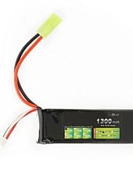 neewer® лев мощность RC Lipo батареи 11.1v 1300mah 20c Акку мини страйкбол пистолет батареи
