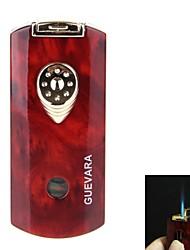 5407 guevara metalen winddicht navulbare butaan sigaretten aansteker (verschillende kleuren)