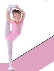 Ballet Kid's Lovely Pure Cotton Short Sleeve Dress(More Colors) Kids Dance Costumes