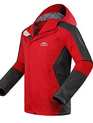 Topsky Winter Men's Windproof Cold Protection Waterproof Thermal Warm Ski Jacket