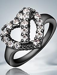 2015 productos de venta caliente anillo anillos declaración latón casual para mujeres