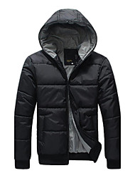 Men's 2014 New Hooded Winter Thicken  Leisure Fashion Cotton-padded Coat