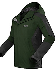Topsky Winter Men's Windproof Cold Protection Thermal Warm Ski Jacket