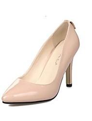 scarpe da donna pompe a punta tacco a stiletto punta scarpe più colori disponibili