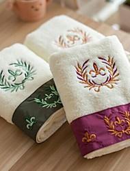 "Bath Towel, 3 Colors Noble 100% Cotton Untwisted Yarn Towel 55""*29"""