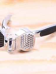Zinc Alloy Garlic Press Presser Crusher Slicer