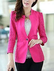 shangfei ™ moda temperamento magro outerwear das mulheres (mais cores)