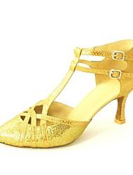 tacones altos zapatos de baile de las mujeres adaptables modernos (más colores)