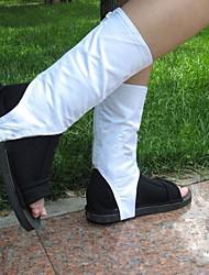 Zapatos de Cosplay Naruto Cosplay Animé Zapatos de cosplay Algodón Unisex