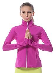 Yokaland Sporting Stretchy Yoga Jacket Sports Wear