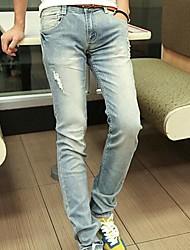 okfitting ™ Herrenmode dünnen Jeans