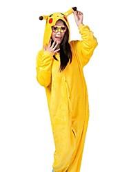 pikachu mignon kigurumi adulte de pyjama des femmes qianjiatian