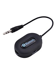 BM-E9 Universal Bluetooth v3.0 + EDR Audio Receiver with Hands-Free 3.5mm Plug(Color assorted)