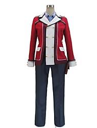 a lenda de heróis: sen no Kiseki rean traje Schwarzer cosplay
