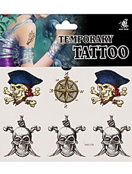 Fashion Temporary Tattoo Body Art Waterproof Stickers Safe Removable Multi Style 179