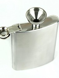 Stainless Steel Kettle Silver Single Outdoor