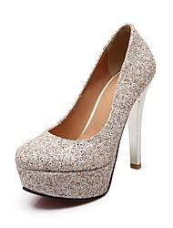 Women's Shoes Platform Stiletto Heel Glitter Pumps Shoes More Colors available