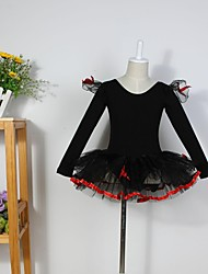 Ballet Dancewear Kids' Cotton And Tulle Ballet Dress(More Colors)
