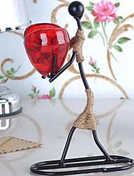 Romantic Irony European Style Retro Candle Holder