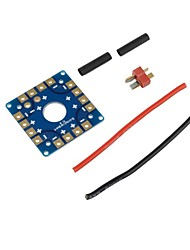 Neewer® RC MultiCopter Multi-Tri Copter Power Battery ESC Connection Board Distribution