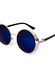 Sunglasses Men / Women / Unisex's Classic / Retro/Vintage / Sports Round Sunglasses Full-Rim