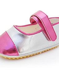 Girls' Shoes First Walkers Flat Heel Flats with Magic Tape Shoes