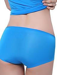 Women Seamless , Ice Silk Panties