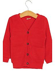Girl's Cotton Blend Sweater & Cardigan , All Seasons Long Sleeve