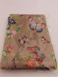 Romantic Flying Butterfly Women's Voile Scarf