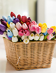 Mini Emulational Tulip,6Pcs/set