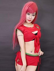 sexy Mädchen-Rennwagen-Modelle Cheerleader Football Baby-Kleidung ds Bühne Uniform